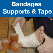 Bandages Supports & Tapes