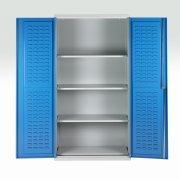 10 Shelf Bin Cabinets