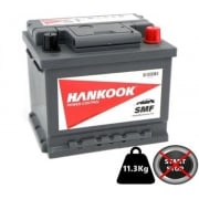 12V 45AH Hankook 063 Heavy Duty Car Battery