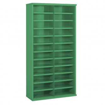 British 24 Steel Bin Cabinet Bins Depth 305mm