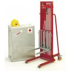 250kg Ezi-Lift General Purpose Narrow Lifter - 1220mm Lift Height