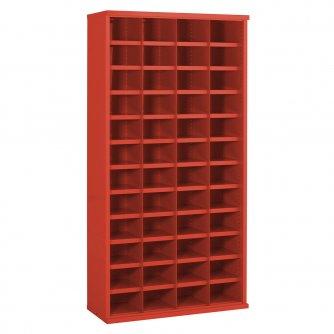 British 48 Steel Bin Cabinet 1820h x 942w x 532dmm