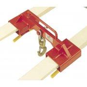 Adaptor Beam Swivel Hook - 500kgs capacity Forlift Attachment