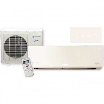 Air Conditioning Centre 9k BTU's Inverter Wall Split Air Conditioning Complete System KFR-23IW/X1C