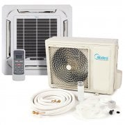 Complete Air Conditioning system for GOS Heating