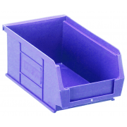 TC2 Tough Polypropylene Small Parts Storage Bins 165 x 100 x 75mm Pack of 60