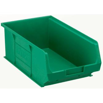 Barton Topstore TC4 Tough Polypropylene Small Parts Storage Bins 350l x 205w x 132h mm Pack of 10