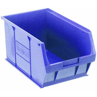 Barton Topstore TC5 Tough Polypropylene Small Parts Storage Bins 350l x 205w x 182h mm Pack of 10