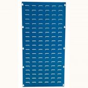 Blue Louvre Panel 1000h x 500w mm