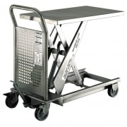 200kg Stainless Steel Scissor Lift Table