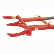 210 Litre Double Drum Clamp for Forklifts