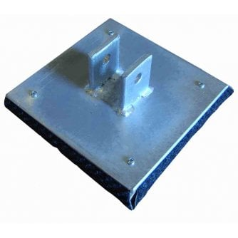 British 300mm Replacement Hull Support Stands - choice of 3 screwjacks