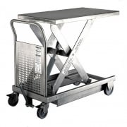 500kg Stainless Steel Scissor Lift Table
