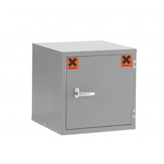 British Acid Safety Cube Storage Cabinets 457mm