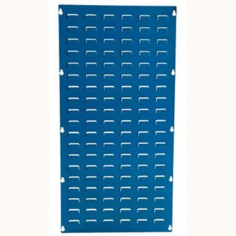 British Blue Louvre Panel 1000h x 500w mm
