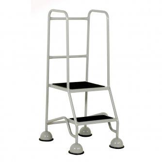 British Classic Plus Colour 2 Steps Full Handrail Rubber Treads