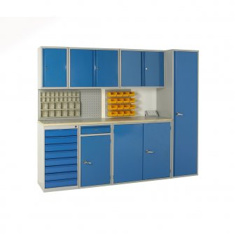 British Complete Euro Cabinets Workshop