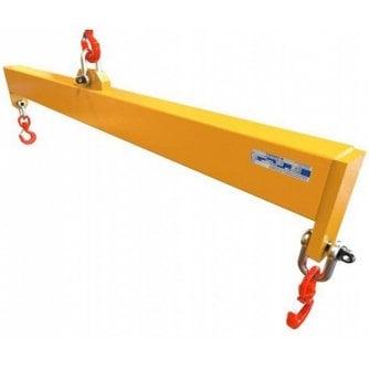 British Crane Slung Spreader Beams Capacity 1000 and 2000kgs