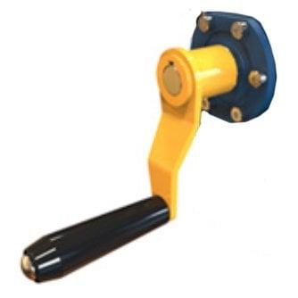 British Crank Handle for Drum Rotator