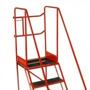 Double Hinged Bars For Warehouse Steps chose Left, End or Right