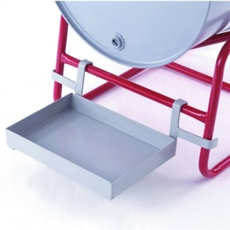British Drip Tray for use with Drum Trolleys DS14-DS42