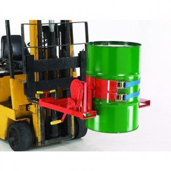 British Drum Rotator for Steel & Plastic Drums