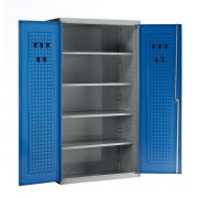 Euro Double Door Cabinets 1800/2000mm High Empty