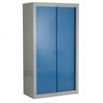 British Euro Double Sliding Door Cabinets 1800 mm High