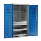 Euro Easy Order Cabinets 4 - 4 Drawer & Shelves