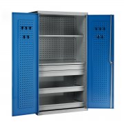 Euro Easy Order Cabinets 4 - 4 Drawer & Shelves