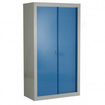 British Euro Lockable Double Door Cabinets 2000mm High