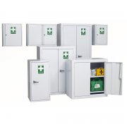 First Aid Cabinets 915, 1220 & 1830mm High