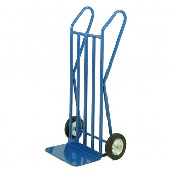 British Fixed Toe Euro Loop Handle Sack Truck Capacity 200kgs