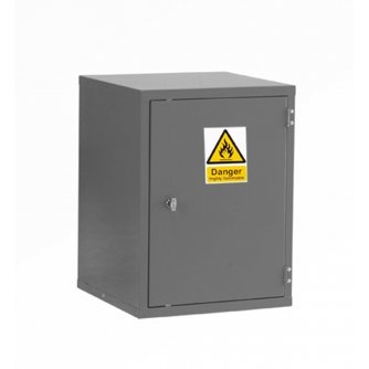 British Flammable Safety Storage Cabinet 610hx457wx457dmm