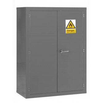British Flammable Safety Storage Cabinets 1220hx915wx457mmd