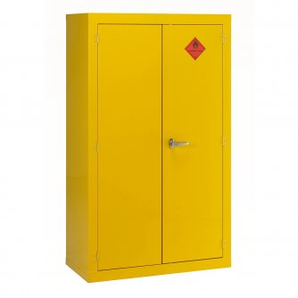 British Flammable Safety Storage Cabinets 1525hx915wx457mmd
