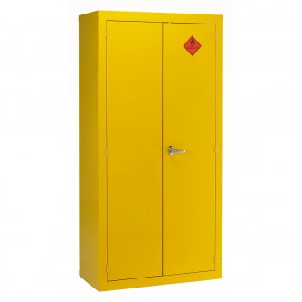 British Flammable Safety Storage Cabinets 1830hx915wx457mmd