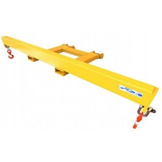 British Fork Mounted Spreader Beams Capacity 1000 and 2000kgs