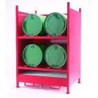 Fully Enclosed Drum Sump - 4 Horizontal Drums