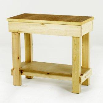 British Garage Timber Workbenches