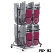 Hanging Chair Storage Trolley - Low & High Level