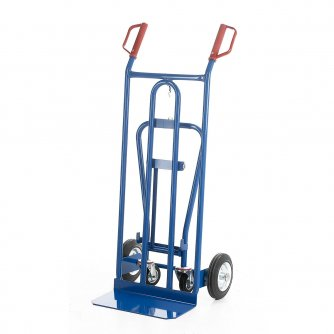 British Heavy Duty 3 Position Sack Truck Capacity 250kgs