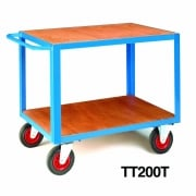 Heavy Duty Table Trucks 1000 x 600 500kgs