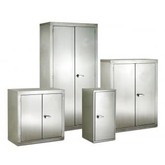 British Imperial Steel Storage Cupboards 915-1830mm High