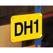 Marker Signs for Bay or Aisle Marking 9 Sizes