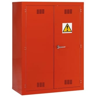 British Pesticide/Chemical Storage Cabinet 1220hx915wx457dmm