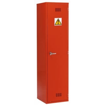 British Pesticide/Chemical Storage Cabinet 1830hx457wx457mmd