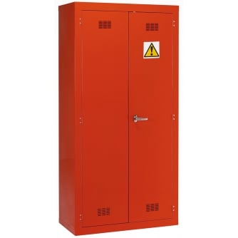 British Pesticide/Chemical Storage Cabinet 1830hx915wx457mmd