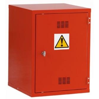 British Pesticide/Chemical Storage Cabinet 610hx457wx457mmd