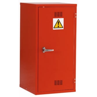 British Pesticide/Chemical Storage Cabinet 915hx457wx457mmd